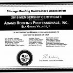 Chicago Roofing Contractors Association
