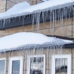 Prevent Ice Damming with Roof Snow Removal
